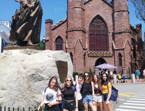 Boston: visitas a Salem y Singing Beach
