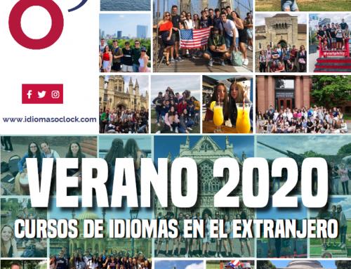 Viajes de verano al extranjero 2020