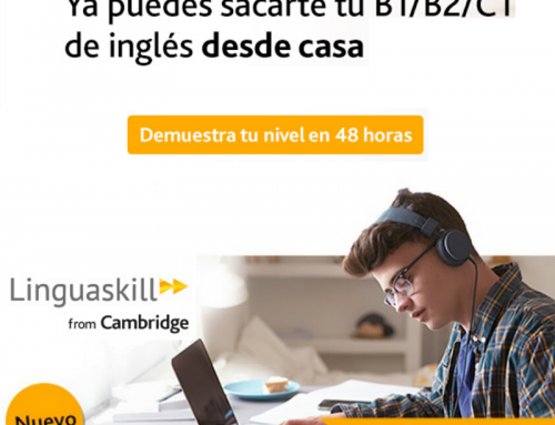 Linguaskill de Cambridge desde casa