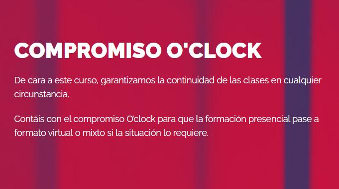 Compromiso oclock
